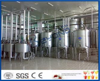 Iogurte industrial que faz a máquina