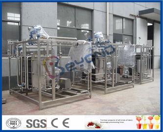Equipamento da pasteurização do leite