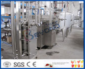 Stainless Steel SUS 304 2000LPH SOY YOGHURT AND ICE CREAM PRODUCTION LINE