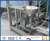 3000L / 5000L / 10000L Dairy Processing Plant For Milk Manufacturing Process