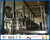 Chinese Date Fruit Juice Processing Line , ISO9001 Fruit Pulp Processing Plant