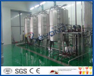 Linha de processamento do suco de fruto do ISO 2TPH 10TPH para o processo de produção do suco de fruto