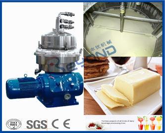 Põe manteiga a máquina de envolvimento/soro de leite coalhado que faz a máquina para o procedimento de fabricação da manteiga